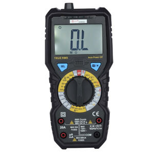 Digital Multimeters Non contact True Rms Value Testers Multi Meter new