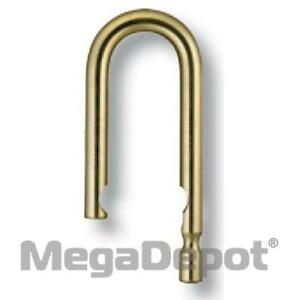Abus 8020 1 83361 1 Brass Shackle Only For 83 50 Padlock