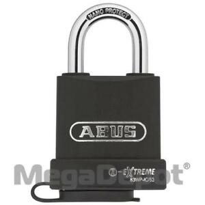 Abus 83607 83 Series Weatherproof Interchangeable Core Schlage Keyway Padlock