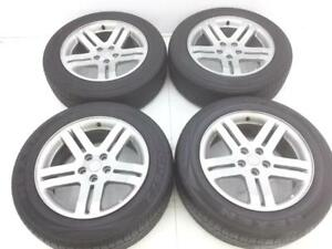 2007 2011 Dodge Dakota Wheels And Tires Oem Set Of 4 Hollander 2297 C