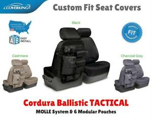 Tactical Ballistic Molle Custom Fit Seat Covers For Honda Ridgeline