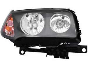Halogen Headlight Assembly W Bulb Right Passneger Side For 04 05 06 Bmw X3