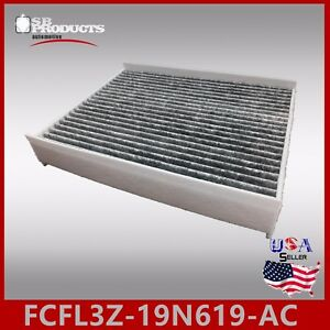Fc38214c Carbon Cabin Air Filter 2015 2018 Ford F 150 2018 Expedition