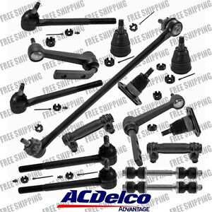 Steering Tie Rod End Idler Pitman Arm Ball Joint For Rwd Chevrolet Astro Van