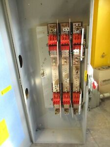 Siemens Nf326dtk 600 Amp 240 Volt Double Throw Switch Ats282