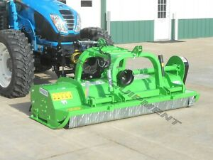 Flail Mower mulcher Groves Orchards Nurseries Peruzzo Bull 2400 8 24 offset