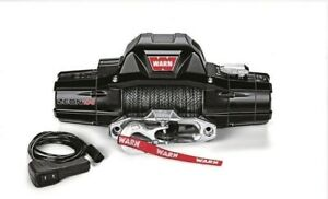 89611 Warn Industries Zeon 10 s 10 000 Lbs Line Pull Recovery Winch W 100 Rope