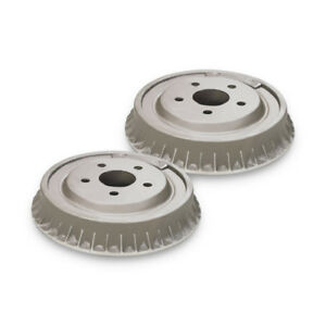 Centric Rear Brake Drums 2pcs For 2012 2015 Chevrolet Sonic