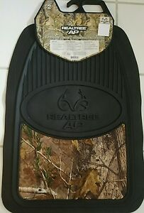 Realtree Outfitters Front Floor Mats Realtree Ap Rfm4103 2 Piece Ap Car Mat Nwt