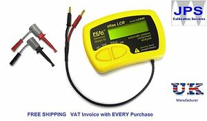 Peak Atlas Passive Component Lcr Analyser Lcr40 Jpst004 With Vat Invoice