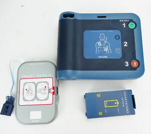 Philips Heartstart Frx Aed W Battery And Pads