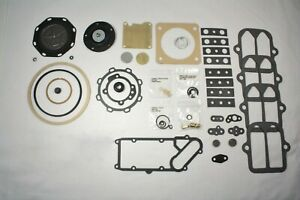 1957 1962 Chevrolet Corvette Improved Fuel Injection Rebuild Kit With Extras