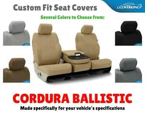 Cordura Ballistic Custom Fit Seat Covers For Honda Pilot