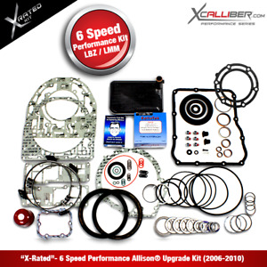 29545312 X Performance Rebuild Kit For Allison Transmissions Gm Duramax 6 Spd