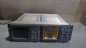 Oem Tektronix 1720 Vector Scope With 1730 Waveform Monitor W rack