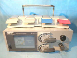 Storz Arthropump Power Arthroscopy Pump Console Footswitch Model 283407 20