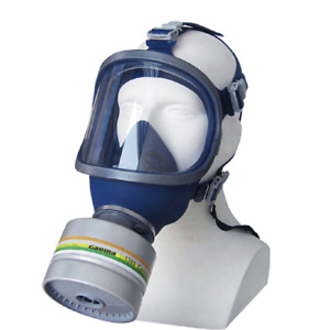 Premium Nbc Gas Mask Drager Military Police M65 Full face W nbc Filter