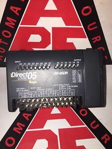 Automation Direct Direct Logic D0 05dr Koyo Plc Newest Firmware 5 40