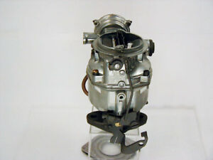 Rochester Carburetor Type Bc 1957 1961 Chevrolet Impala 235 120 Core Refund