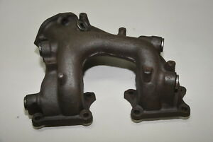 2 4 Fits Nissan Pathfinder 1987 1988 New Exhaust Manifold
