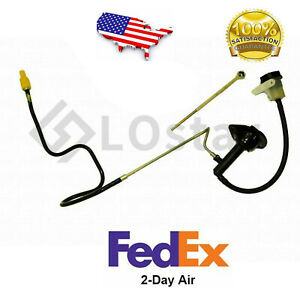 Clutch Master Cylinder And Line Assembly Premium Fits 93 95 Ford Ranger