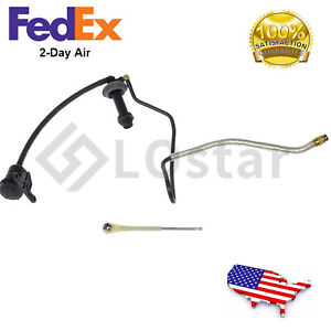 Pre filled Clutch Master Cylinder And Line Assembly Fits Ford Ranger 2001 2011