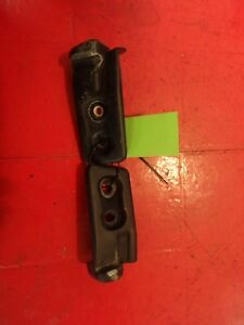 90 91 92 93 94 95 96 97 Mazda Miata Convertible Top Front Holder Bracket Set Oem
