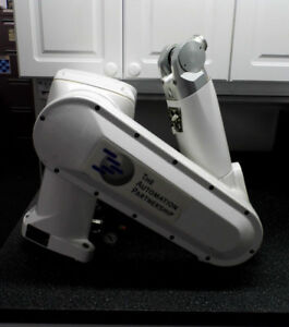 Staubli Rx60bl F01 5n72a1 1 01 6 Axis Jointed Robotic Arm