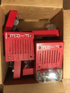 Lot Simplex Fire Alarm Horns Strobes 4901 9822 4903 9252
