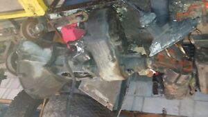 T176 Transmission And Dana 300 Tc Jeep Used
