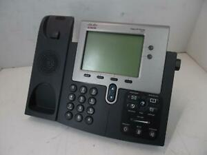 Cisco 7941 Series Ip Phone Cp 7941g Base Only