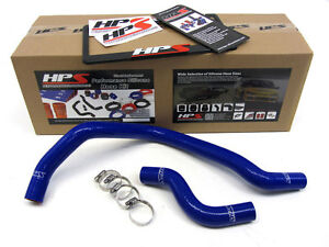 Hps Silicone Radiator Hose Kit For Honda 92 00 Civic Sohc D15 D16 Blue 96 97 98
