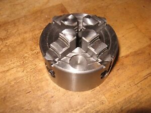 Small Independent Chuck 3 4 Jaw 3900 0413