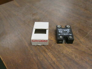 Crydom Solid State Relay H12wd4850 Input 4 32vdc Output 480vac 50a New Surplus
