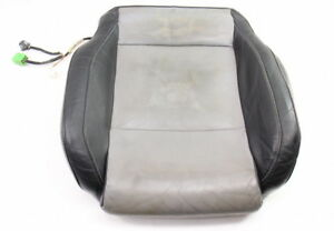 Front Seat Cushion Leather Cover Foam 02 05 Vw Beetle Turbo S 2 Tone