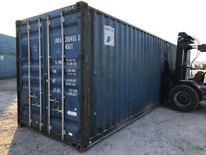 40 High Cube Storage shipping Containers Houston