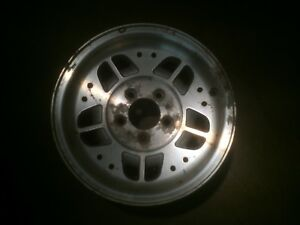 1993 1994 1995 Ford Ranger 14 Aluminum Wheel Rim With Small Holes 560 03074b