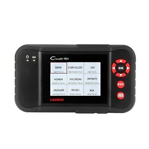 Launch X431 Creader Vii Obd2 Code Reader Scanner Auto Diagnostic Tool As Crp129