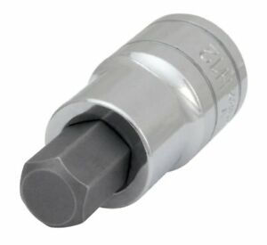 Wilmar W32982 Performance Tool 1 2 Drive Ratchet 12mm Hex Bit Socket