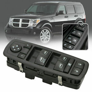 Master Power Window Switch For 2008 2012 Jeep Dodge Journey Liberty Driver Side