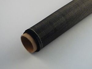 The Carbon Fiber Cloth Fabric Plain Weave 40 6k 8oz As4 5 Yards