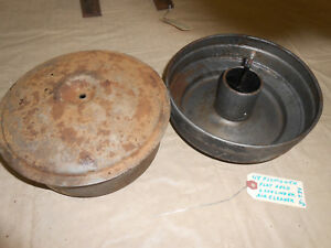 1948 Plymouth 2 Door Coupe Deluxe Air Cleaner For Flat Head 6 Original