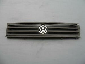 1987 1988 1989 1990 Vw Fox Front End Bumper Cover Grille Oem Genuine 87 88 89 90
