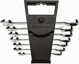 Blackhawk By Proto 7 Piece 10 To 18mm Combination Wrench Set Metric Measur