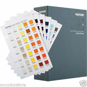 Pantone 2018 Fashion Home Cotton Planner Fhic300 formerly Ffc205