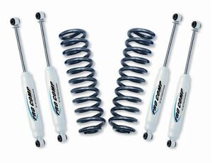 Pro Comp 2 Inch Lift Kit With Shocks 1994 Ford F150 Bronco Expk4085