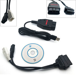 Eobd Obd2 Galletto 1260 Ecu Chip Interface Car Programme Diagnostic Cable