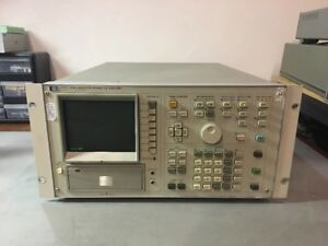 Hp Agilent Keysight 4145a Semiconductor Parameter Analyzer No Boot Disc