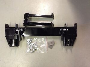 New Western Unimount 63300 Truck Mount 1999 2007 Gm 1500 Trucks
