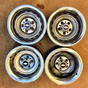 Gm Rally Wheels In Stock Ready To Ship Wv Classic Car